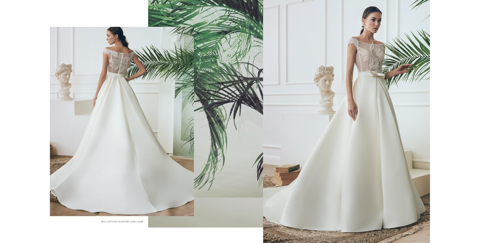 Rock & Lace | The home of Italian Bridal Fashion |