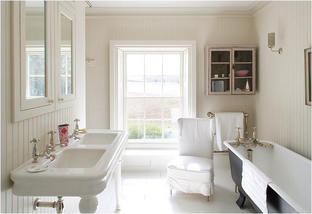 English Country Bathroom Design Ideas