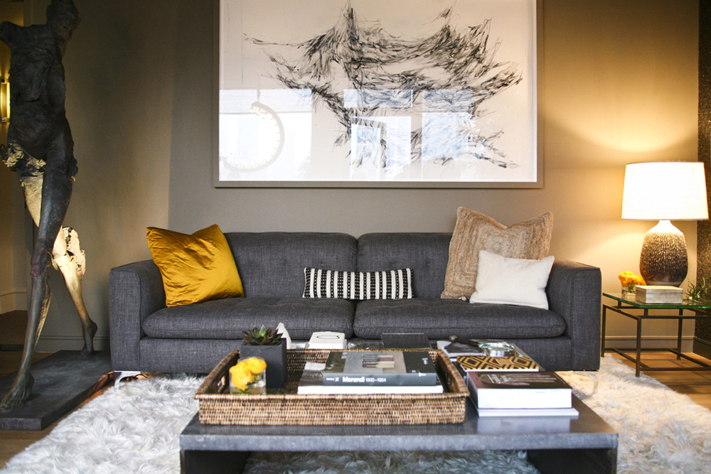 Duchess Fare: Elle Decor's Modern Life Concept House