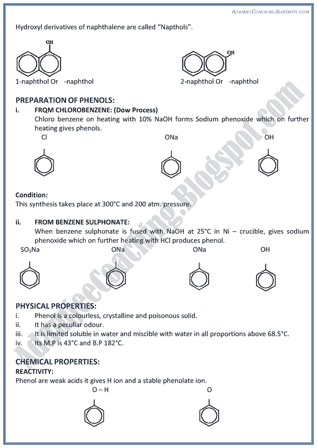 Adamjee Coaching Xii Chemistry Notes D Block Elements - Modern Home
