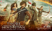 Amitabh Bachchan, Aamir Khan, Fatima Shaikh film Thugs of Hindostan hit film of 2018