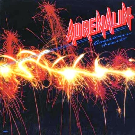 Adrenalin American heart 1984 aor melodic rock