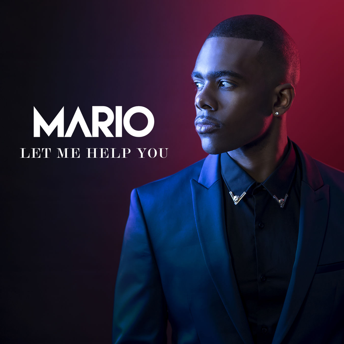 Mario - Let Me Help You - Single Cover