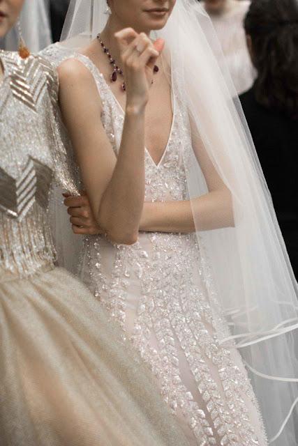 Wedding Gown Gorgeous: Naeem Khan