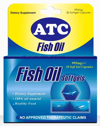 ATC FISH OIL Secure Your Heart - Passions of a SAHM