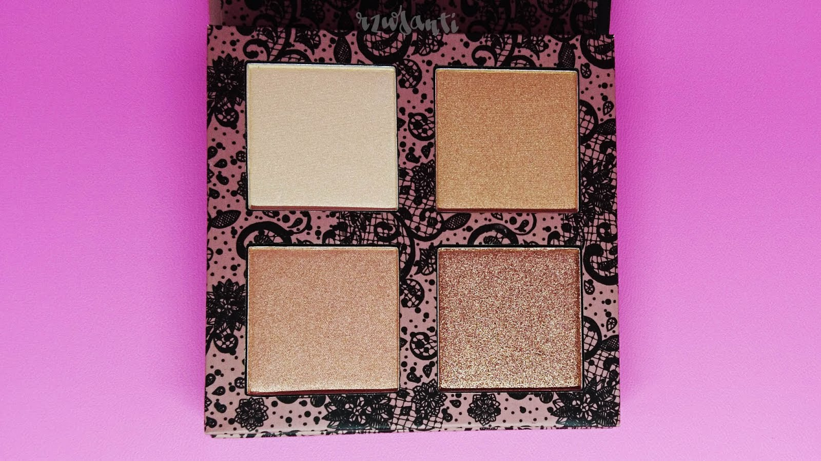 Review Beauty Creations Angel Glow Highlighter Palette Cosmetics Highlight Baca Juga Eyeshadow Irresistible Dupe Abh Modern Renaissance
