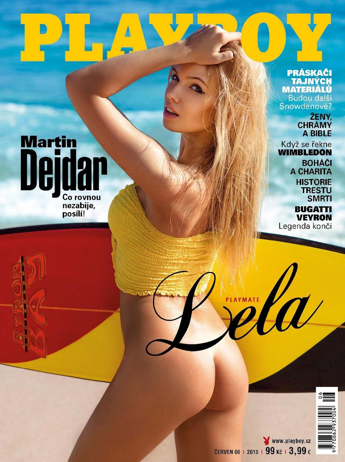 Playboy República Checa – Junio 2015 [18+]