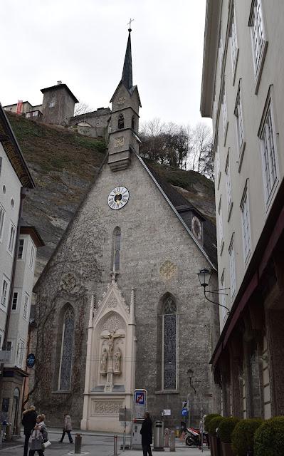 Loretto Geistliches Zentrum St. Blasius, Kirche St. Blasius