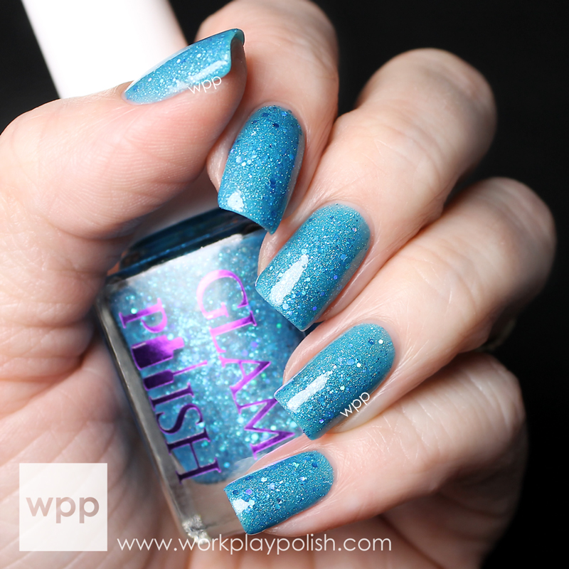 Glam Polish High Priestess from the Cast a Spell Collection