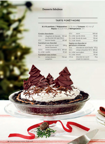 50 Recettes Coup de pouce cuisine Noël pdf gratuit