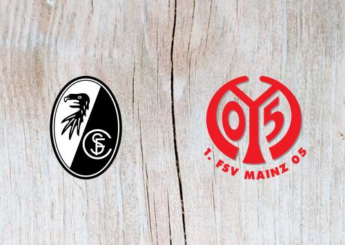 Freiburg vs Mainz 05 - Highlights 10 November 2018