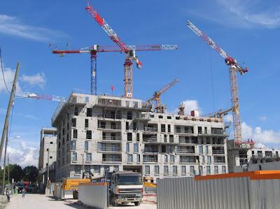 L'organisation de la construction : les étapes et missions des intervenants