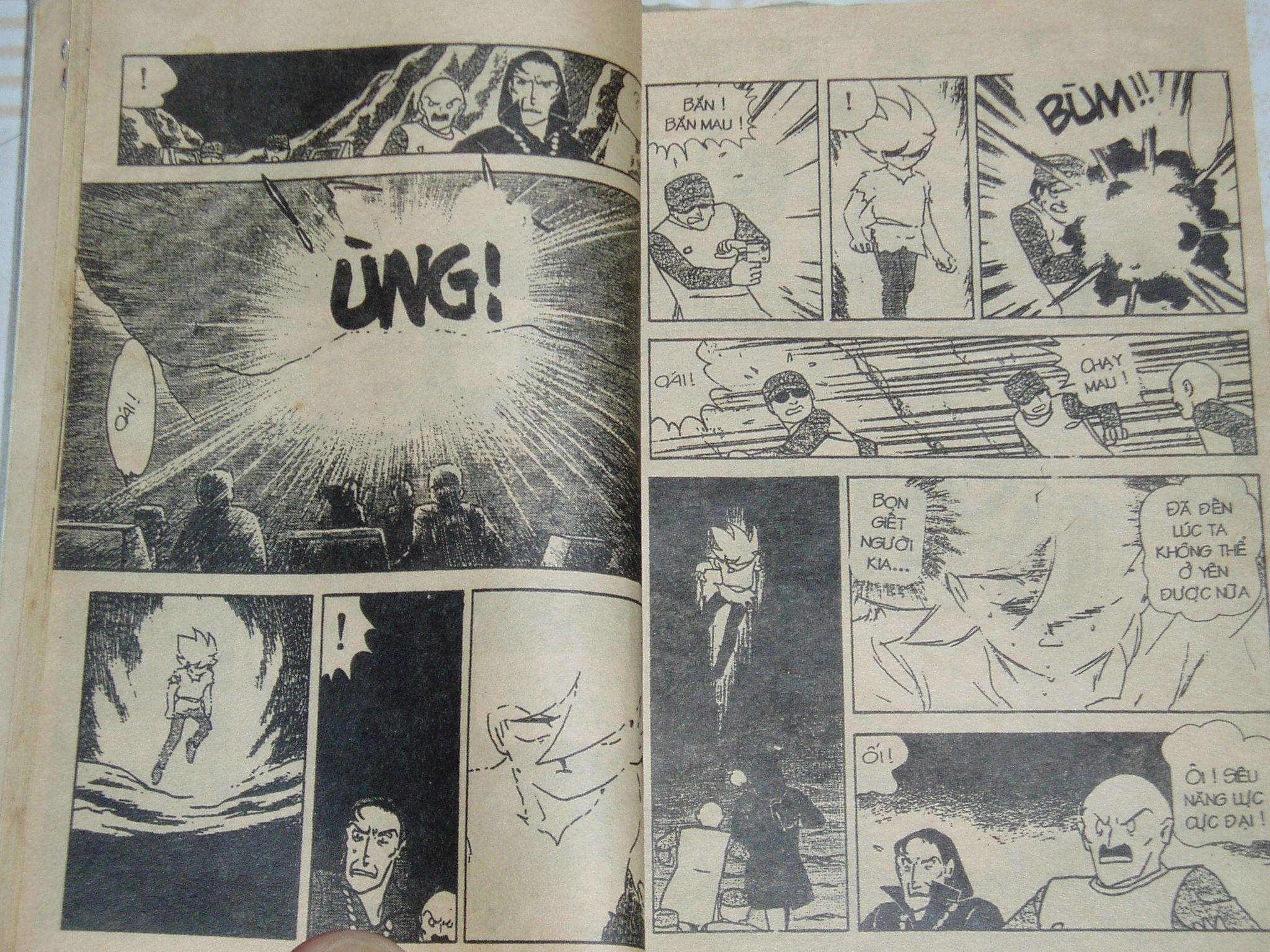 Siêu nhân Locke vol 18 trang 13