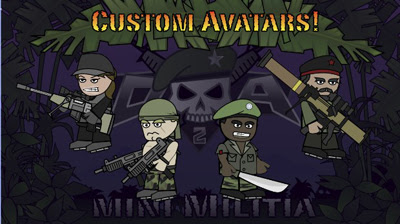 Doodle Army 2 Mini Militia Mod Apk v4.1.2 Pro Pack Purchase Unlimited Terbaru