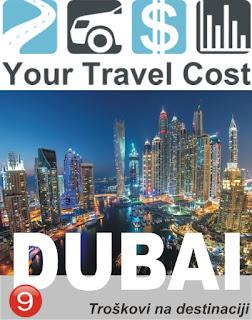 Dubai, UAE – Trošak