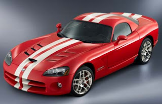 2009 Dodge Viper Specs Owner's and Maintenance Manual