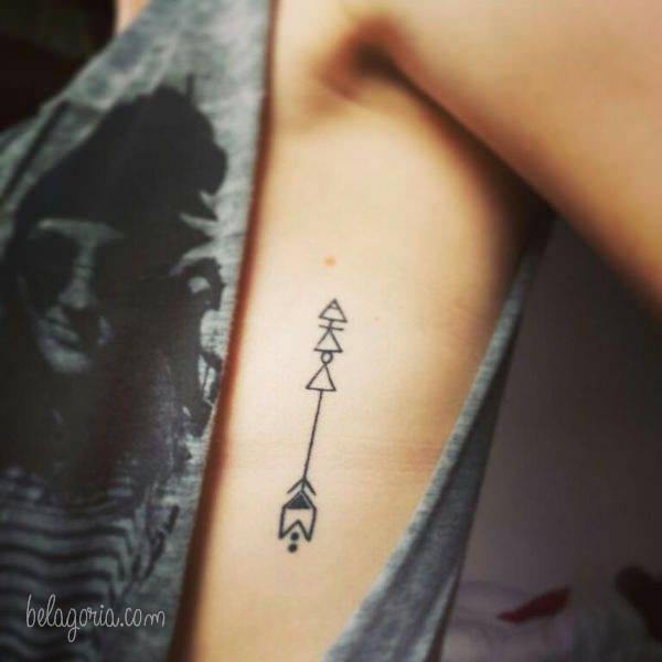 Zonas Donde Tatuarte Si Eres Mujer Belagoria La Web De Los Tatuajes