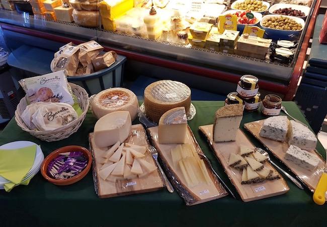 juustoilta, juustosoppi
