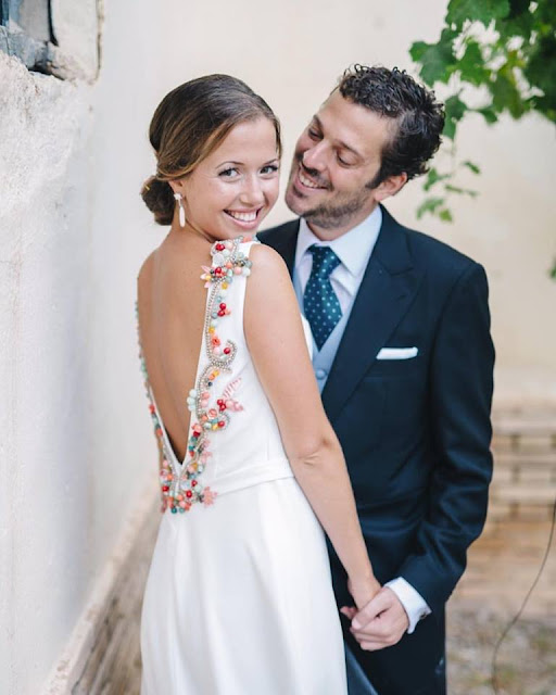 diseñadores de novia en valencia - como la boda misma