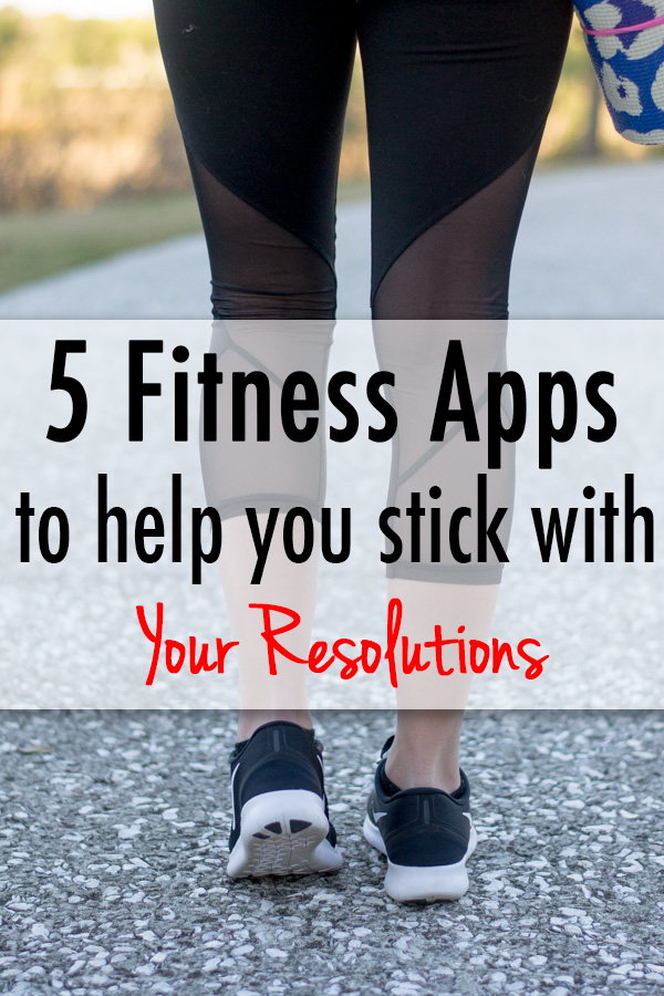 Fitness Apps To Help Stick With Resolutions