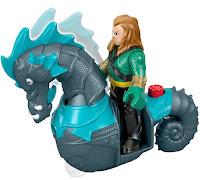 Mattel Fisher Price Imaginext DC Super Friends Aquaman & Seahorse
