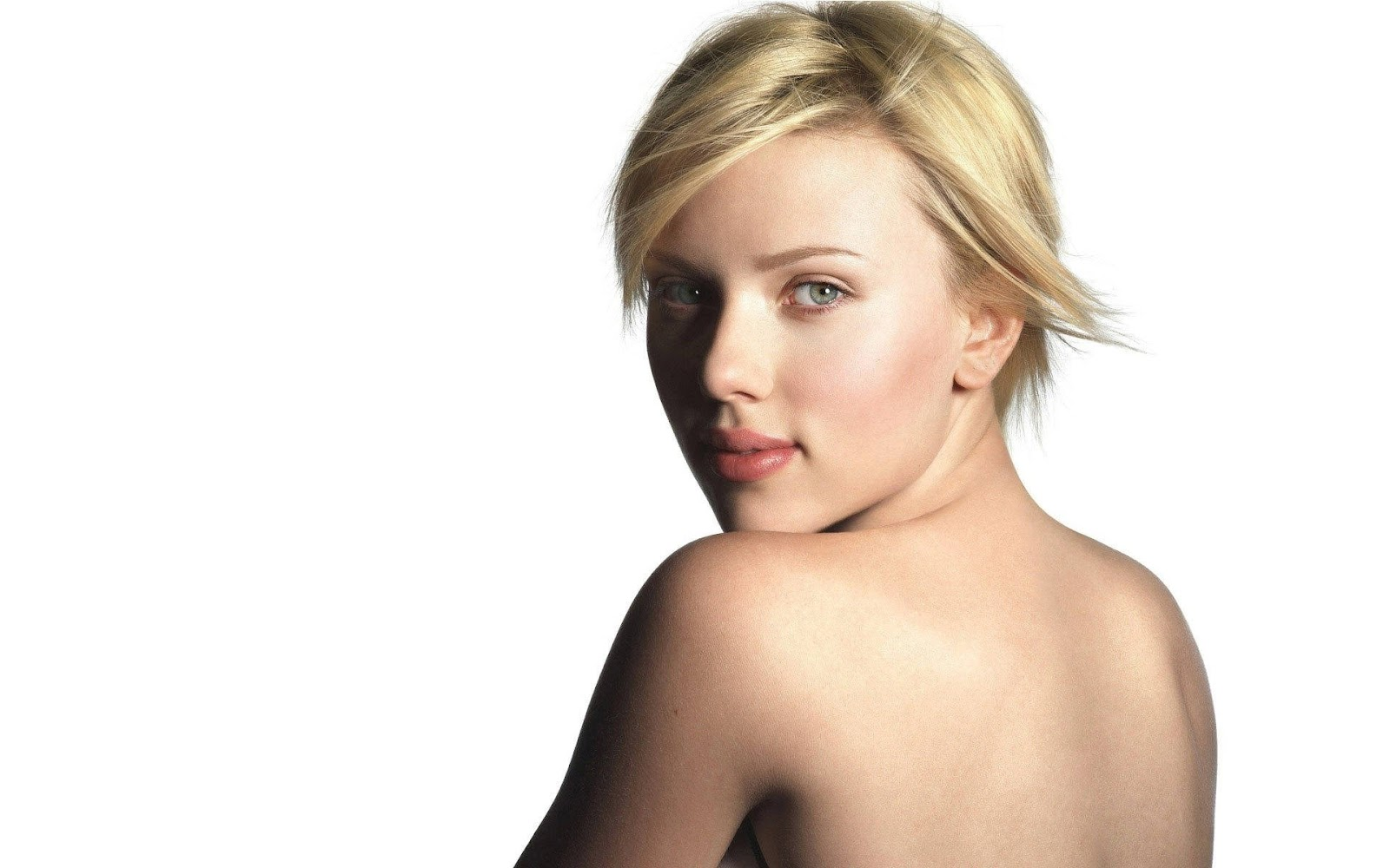 Scarlett Johansson Wallpaper: Wdescreen Scarlett Johansson Cute Wallpapers