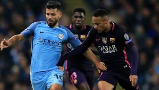 Manchester City Kalahkan Barcelona 3-1