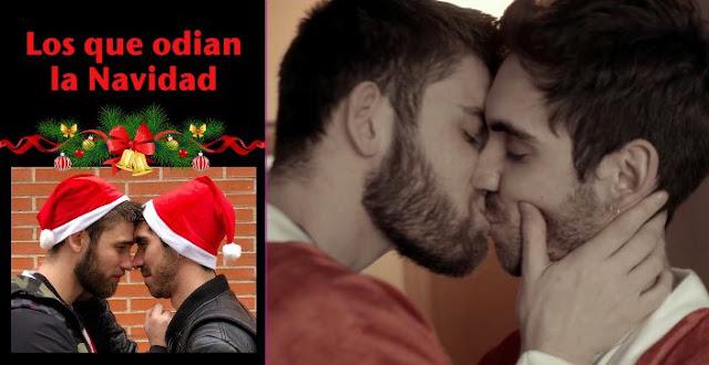 Los que odian la Navidad, corto