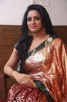 Udaya Bhanu lookssizzling in a Saree Choli at Gautam Nanda music launchi ~ Exclusive Celebrities Galleries 043.JPG