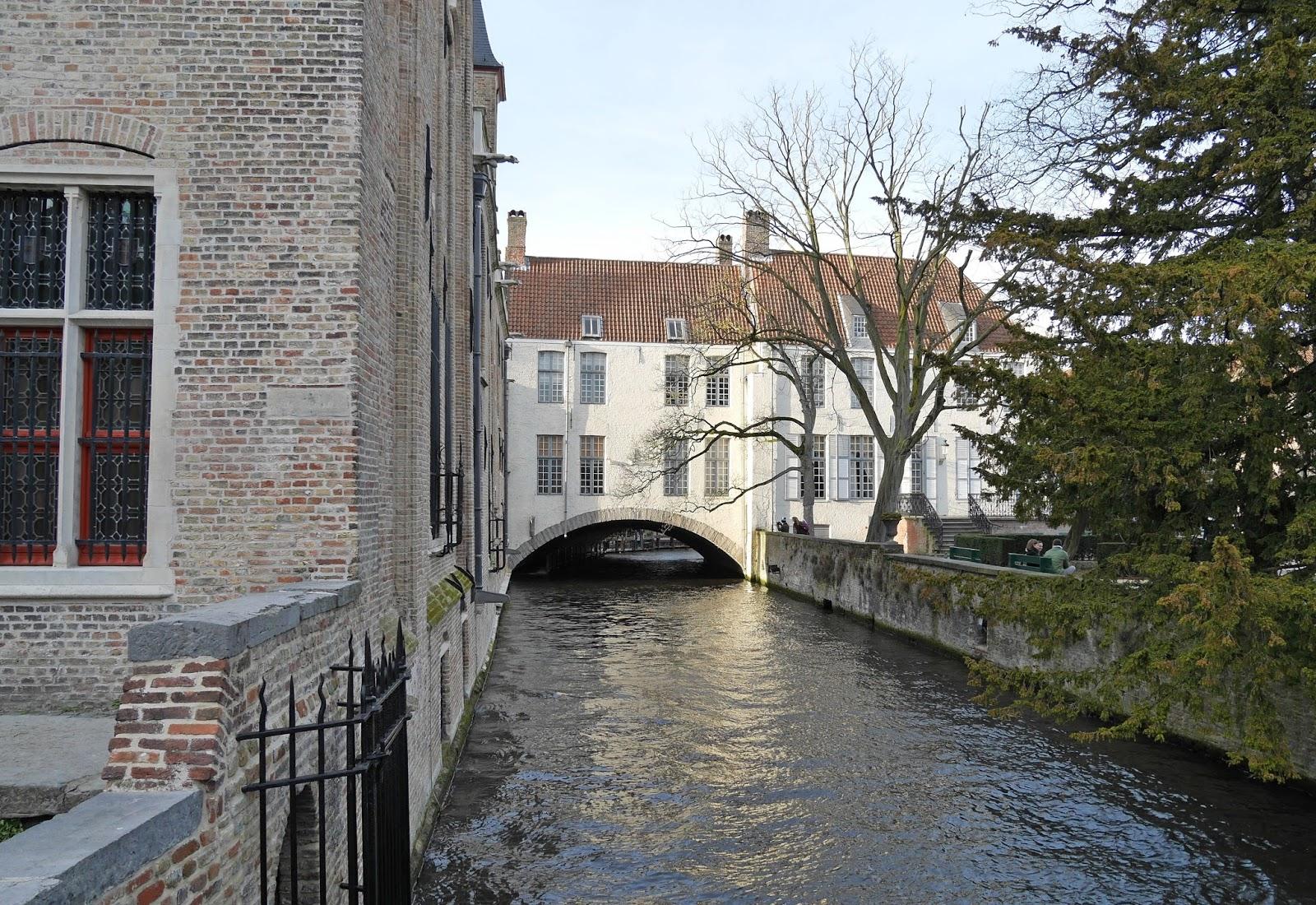 Arentshof Park, Bruges