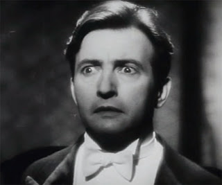 Claude Rains as Maximus the Mentalist, The Clairvoyant (1935)