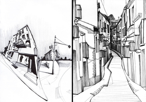 00-Gregor-Louden-Architectural-Drawings-of-our-Streets-www-designstack-co