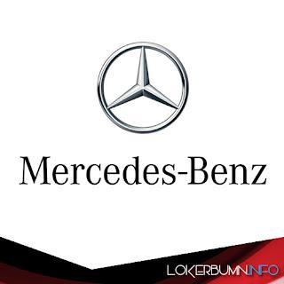 Lowongan kerja Terbaru PT Mercedez Benz Indonesia untuk banyak posisi