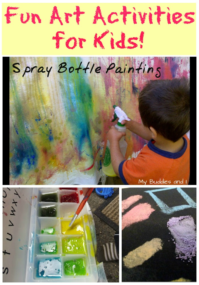 fun art activities for kids on tuesday tots growing a jeweled rose. Black Bedroom Furniture Sets. Home Design Ideas
