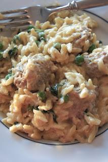 Parmesan Meatballs in Mozzarella Basil Cream Sauce: Savory Sweet and Satisfying