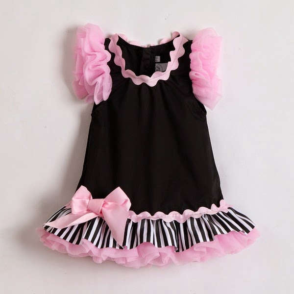 8d2958fc6fa72 Learn Dress Making and Designing: 11 Beautiful Baby Girl Dresses for ...