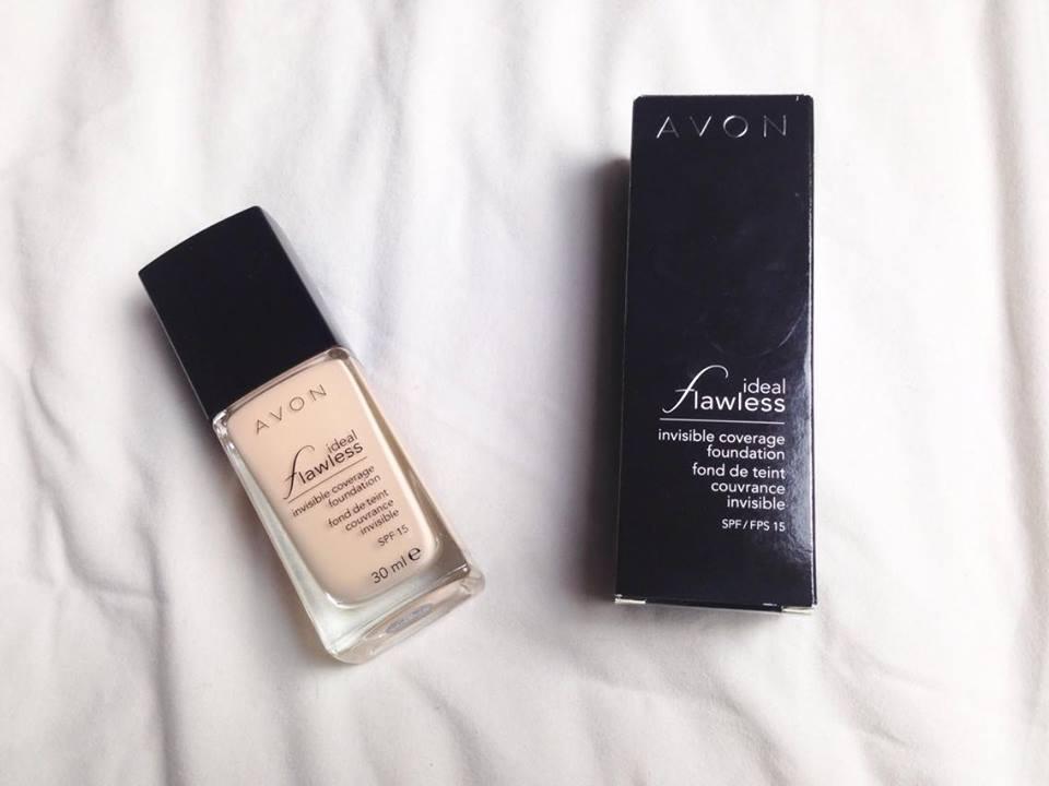 foundation, avon, make up, beauty