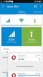 Penyebab Paket Data Cepat Habis di Android