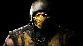 Mortal Kombat PS4 Wallpaper