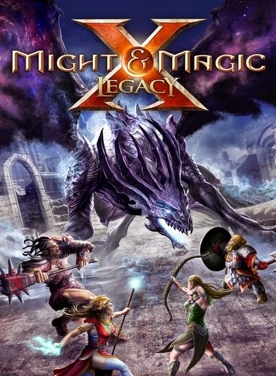 [GameGokil.com] Might and Magic X Legacy Single Link ISO Full Version