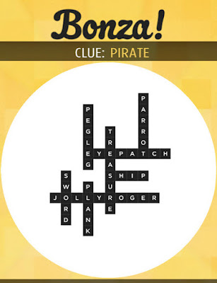 August 7 2017 Bonza Daily Word Puzzle Answers