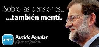 M. Rajoy, CADA VEZ QUE ABRE LA BOCA OFENDE A LA CIUDADANÍA.