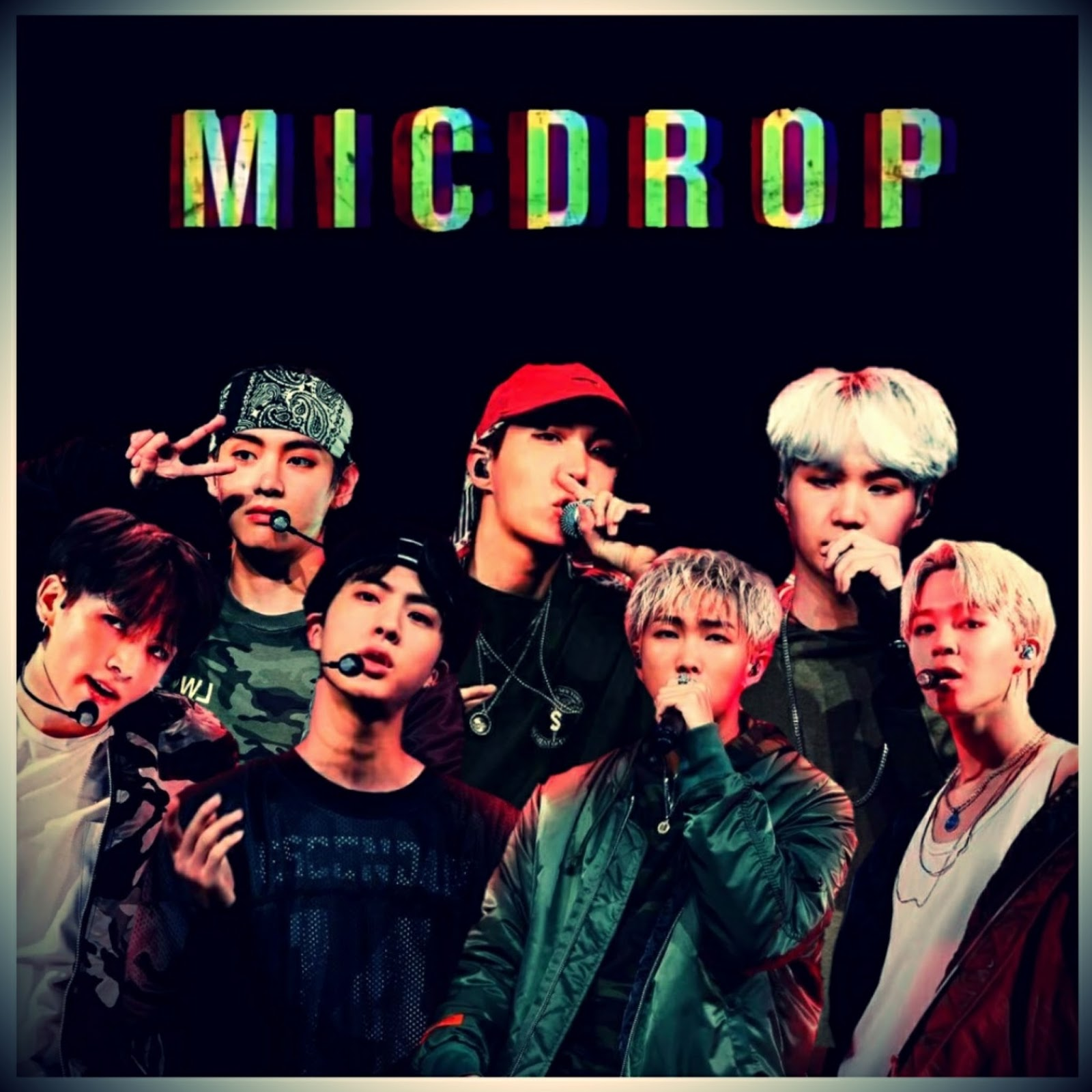 Bts Mic Drop Guitar Chords Lyrics Kunci Gitar
