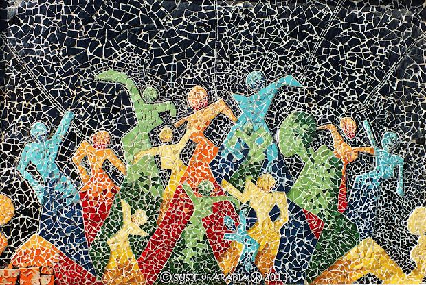 Mosaics Mosaic Art Abstract And Projects