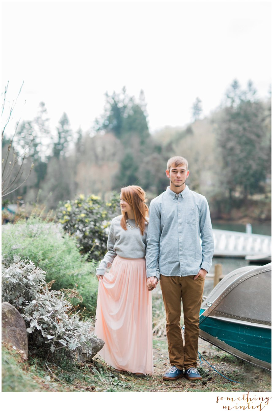 PNW Engagement Photographer