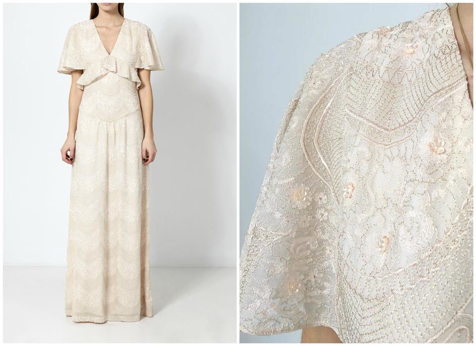 Mode: Robe de mariée chez Intropia