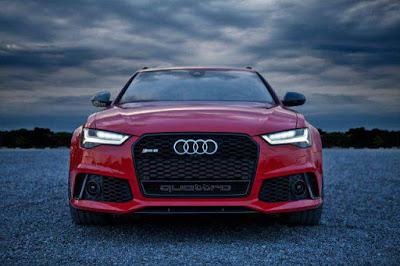 2018 Audi RS6 Date de sortie, Prix