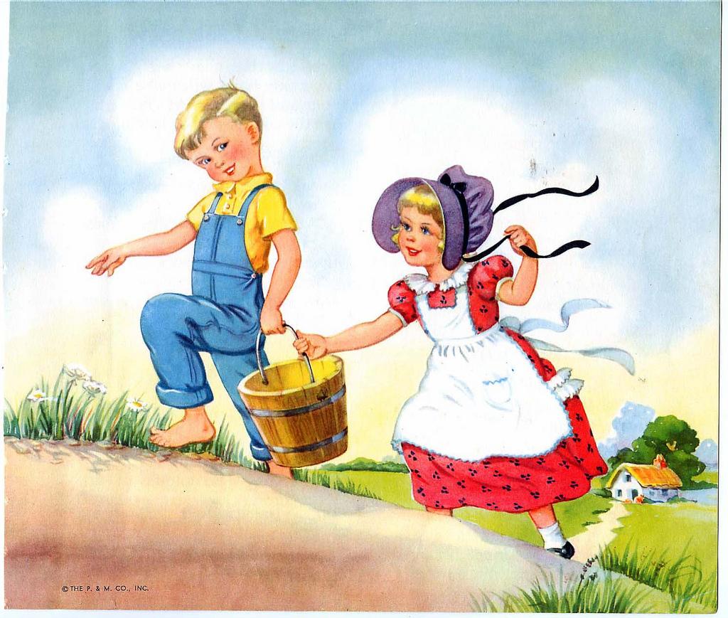 Jill Paulette's Nursery RhymesJack And Paulette's Nursery RhymesJack 0v8myNnwO