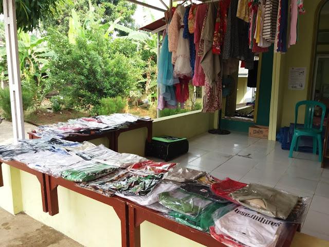 Yayasan Al Jawahiriyyah Selenggarakan Bazzar Murah dan Santunan Yatim Piatu