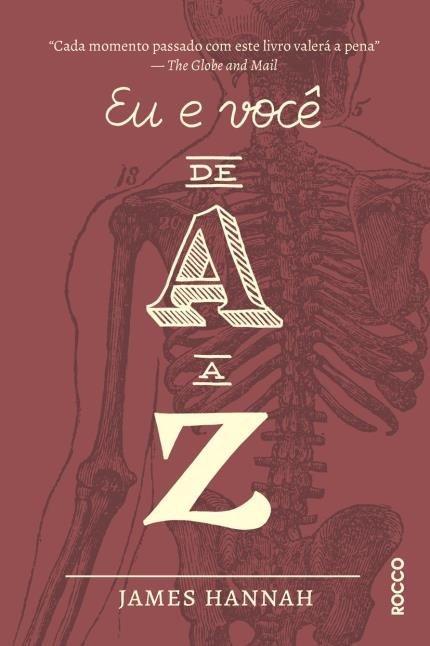Livro Eu e Você de A a Z